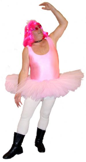 Male Ballerina Costume